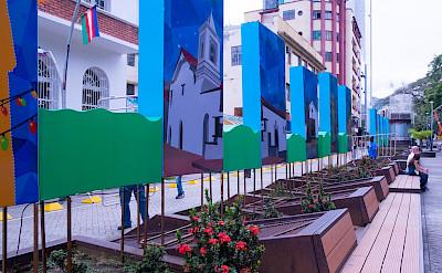 Street art in Cali, Colombia. Flickr:Reg Natarajan