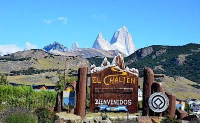 Cerro Torre Mountain peaks & El Chalten, Argentina. Flickr:Rodrigo Soldon