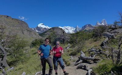 Approaching Cerro Torre in Argentina. Flickr:Sebastian Werner