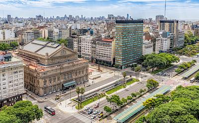 Opera House in Buenos Aires, Argentina. Flickr:Steven dosRemedios