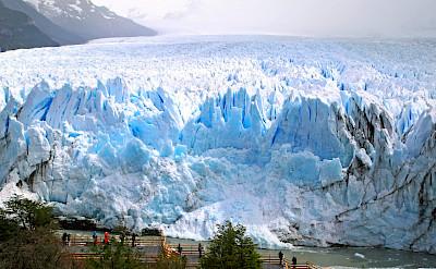 Perito Moreno Glacier in Argentine Patagonia. Flickr:Dimitry B.