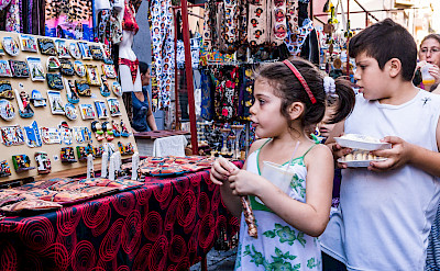 Young shoppers in Buenos Aires, Argentina. Flickr:Steven dosRemedios