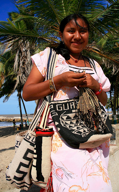 Girl in Riohacha, Colombia. Flickr:Tanenhaus