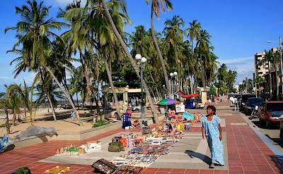 Seaside town of Riohacha in Colombia. Flickr:Tanenhaus