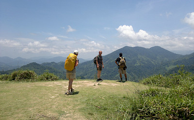 Hiking the Sierra Nevada de Santa Marta and Ciudad Perdida of Colombia. Flickr:David~