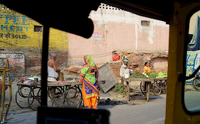 Agra, India. Flickr:Laurent de Walick