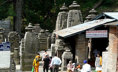 Jageshwar Temple Complex in India. Flickr:VarunShivKapur