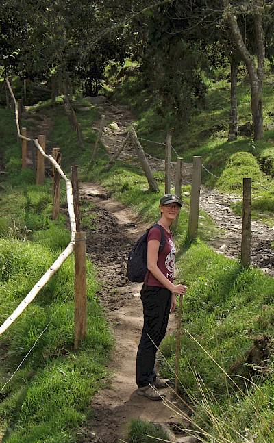 Hiking Los Nevados National Natural Park in Colombia. Flickr:young shanahan