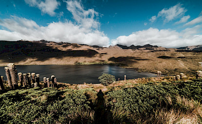 Hiking Otún Laguna in Los Nevados National Park, Colombia. Flickr:Bryant Stiven Salazar Aguirre