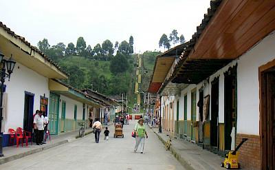 Salento, Colombia. CC:Darina