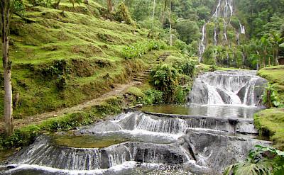 Waterfalls at Santa Rosa de Cabal in Risaralda, Colombia. Flickr:Phil Bus