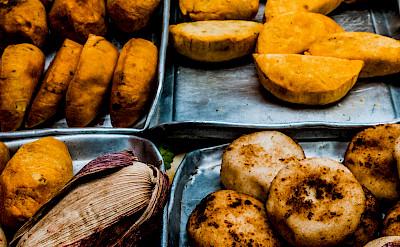 Street food in Bogotá, Colombia. Flickr:Catherine Menard