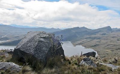 Sumapaz Páramo in Sumapaz National Park of Colombia. Flickr:Michael McCullough