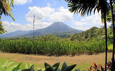 Avenal Volcano at La Fortuna, Costa Rica. Flickr:Stephen