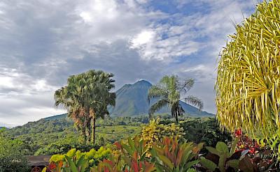 Avenal Volcano at La Fortuna, Costa Rica. Flickr:Bernal Saborio