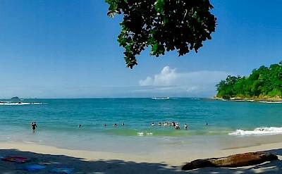 Playa Manuel Antonio National Park in Costa Rica. Flickr:delventhal