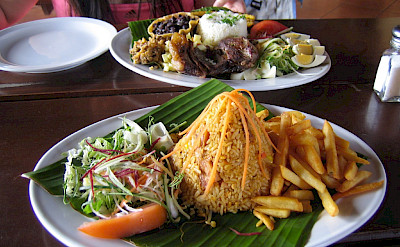Restaurant in La Fortuna, Costa Rica. Flickr:Bevis Chin