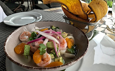 Seafood in Costa Rica! Flickr:RonB.