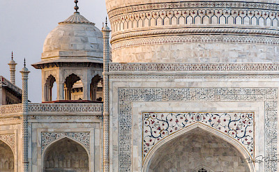 Taj Mahal in Agar, India. Flickr:Steven dosRemedios