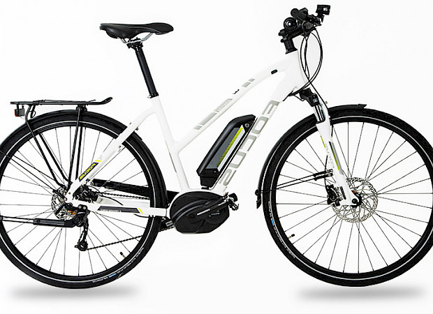 E-bike - customised FOCUS