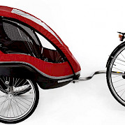 2-wheeler WINTHER Dolphin trailer