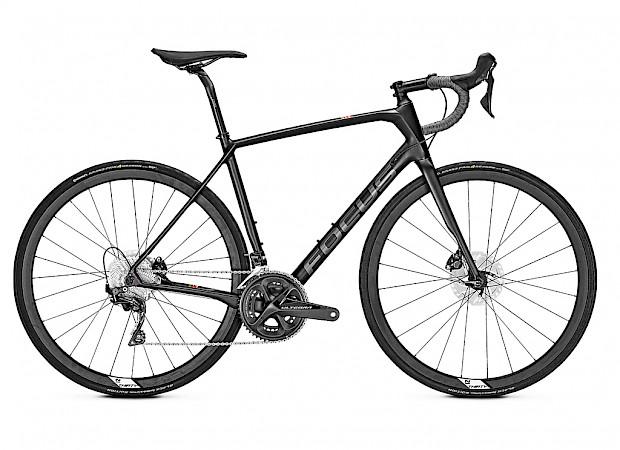 Road Bike - customised FOCUS Paralene