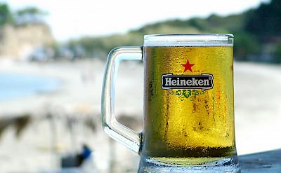 A Dutch Heineken, they do taste different there. Flickr:md-2