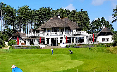 Koninklijke Haagsche (Royal Hague) Golf & Country Club in Wassenaar, South Holland, the Netherlands. Photo via TO