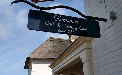 Kennemer Golf & Country Club in Zandvoort, North Holland, the Netherlands. Photo via TO