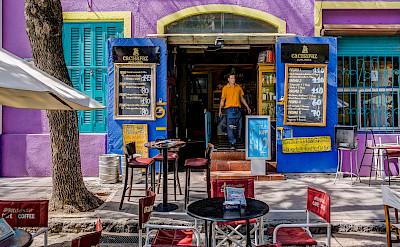 Cafe in Caminito, La Boca, Buenos Aires, Argentina. Flickr:Steven dosRemedios