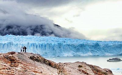 Glacier in El Calafate, Argentina. Flickr:Justin Vidamo