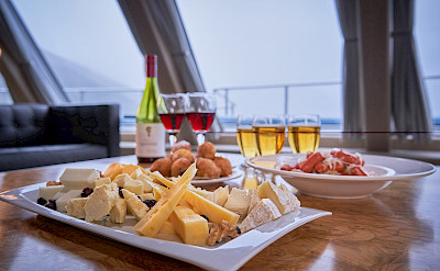 Dining on board Stella Australis | Argentina Cruise Ship ©TO
