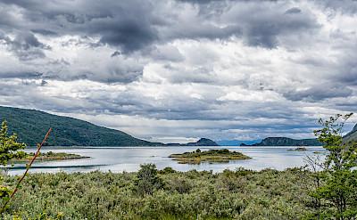 Lapataia Bay in Tierra del Fuego National Park, Argentina. Flickr:Steven dosRemedios
