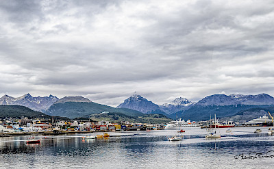 Martial Mountains in Ushuaia, Argentina. Flickr:Steven dosRemedios
