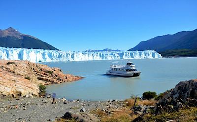 Perito Moreno Glacier in Argentina. Flickr:Rodrigo Soldon
