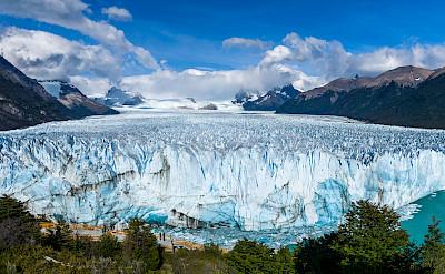 Perito Moreno Glacier in Argentina. Flickr:Steven dosRemendios