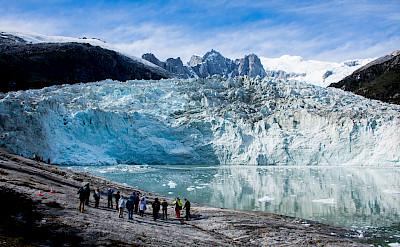 Pia Glacier. ©TO