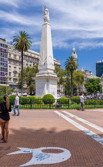 Playa de Mayo in Buenos Aires, Argentina. Flickr:Steven dosRemedios