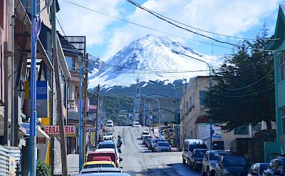 Street in Ushuaia, Argentina. Flickr:Steven dosRemedios