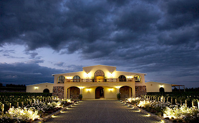 Wine estate in Argentina. Flickr:Fabio Ingrosso