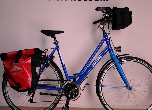Standard touring bike