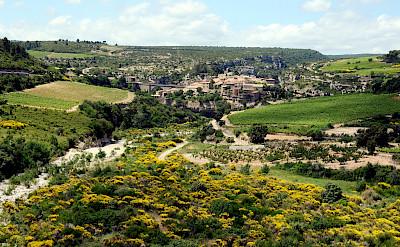 The famous Minervois wine region of France! CC:BlueBreezeWiki