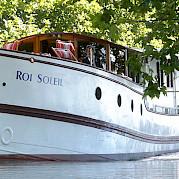Private charter | Roi Soleil | Bike & Boat Tours France ©Roi Soleil