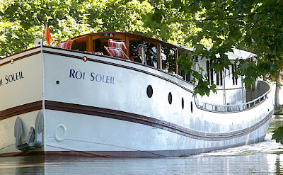 Private charter | Roi Soleil | Bike & Boat Tours France ©Roi Soleil