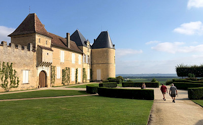 Château d'Yquem in southern Bordeaux, France. ©Photo via TO