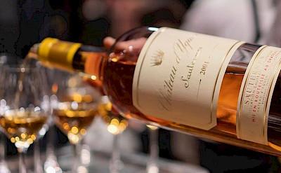 Sweet Sauternes wine! ©Photo via TO