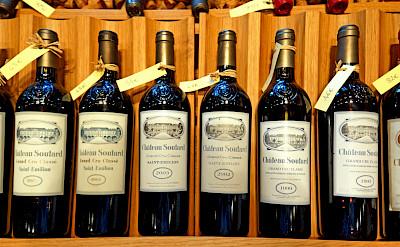 Wines in Saint-Émilion, France. Flickr:Dennis Jarvis
