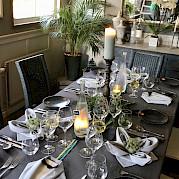 Fine dining   Saint Louis   Bike & Boat Bordeaux France ©Saint Louis