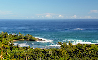 Halawa Valley on Molokai, Hawaii. ©TO