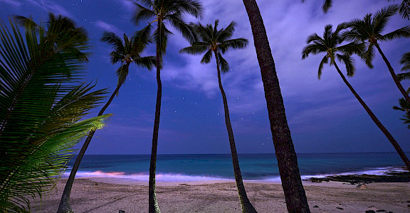 Evening on the Bay in Hawai'i. CC:Steevven1